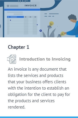 Introduction to invoicing