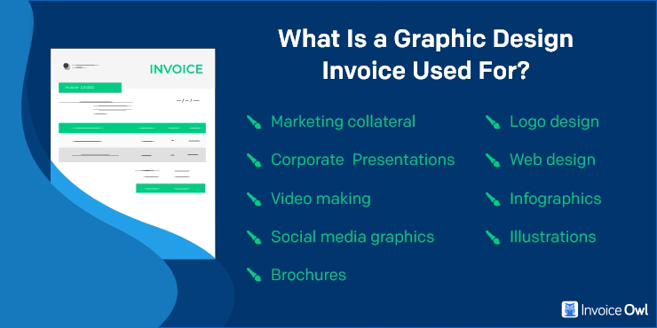 What Is a Graphic Design Invoice Used For?