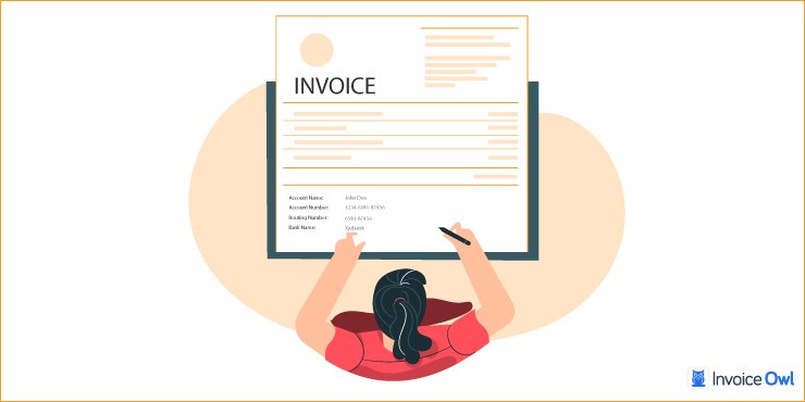Bank Details That Should be Added to An Invoice