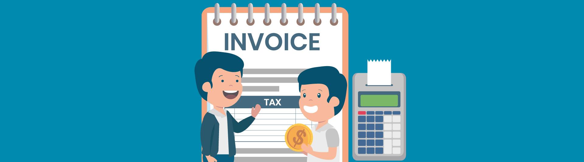 Create a Tax Invoice