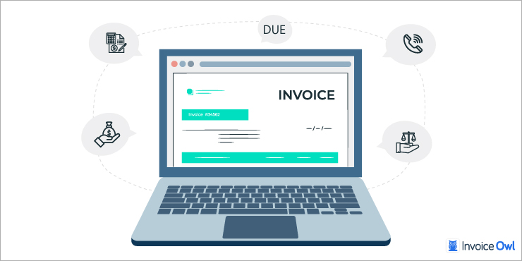 How To Handle Past Due Invoices?