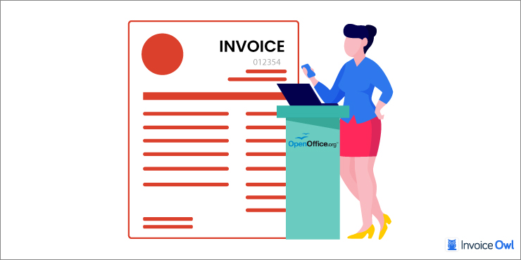 Steps to Make an Invoice in OpenOffice