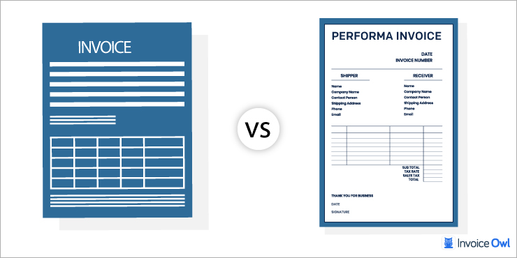 Difference Between Proforma Invoice and Invoice