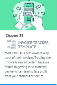 Invoice Tracker Template for Small Businesses