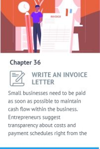 How to Write An Invoice Letter for Small Businesses
