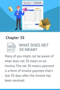 What Does Net 30 Mean