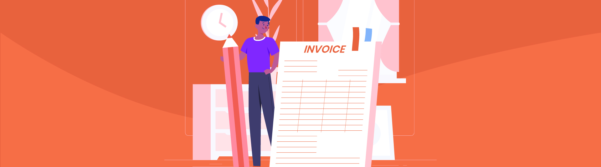 Write An Invoice Letter