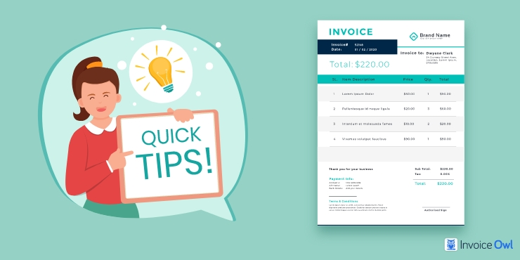 What Is An Invoice Template Download Free Simple Invoice Template Here