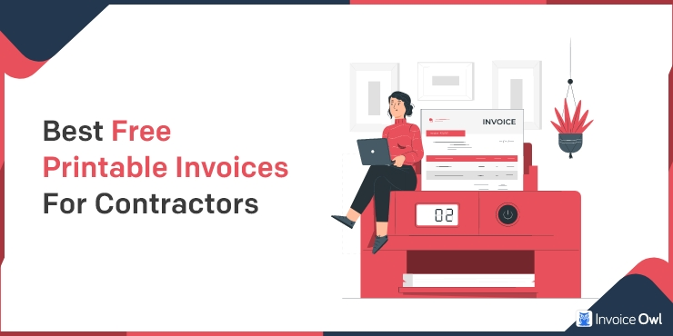 Best Free Printable Invoices for Contractors