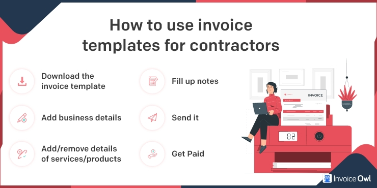 How to Use Invoice Templates