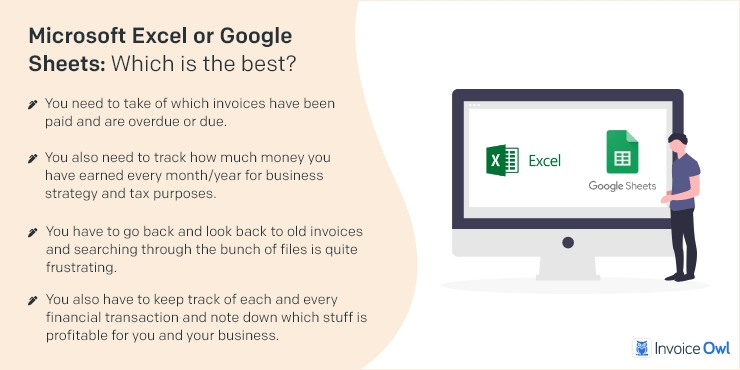 Microsoft Excel or Google Sheets: Which is The Best?