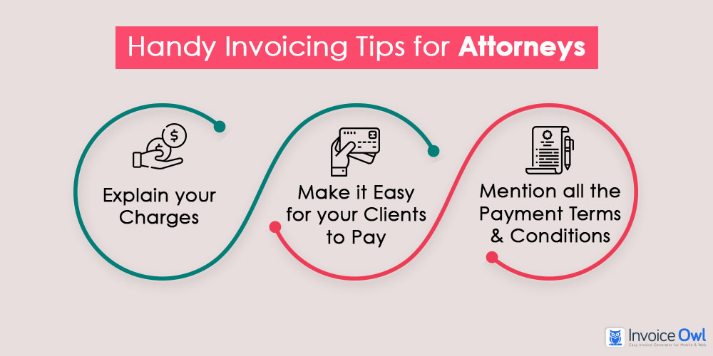 The 5 Step Guide To Create An Attorney Invoice Template