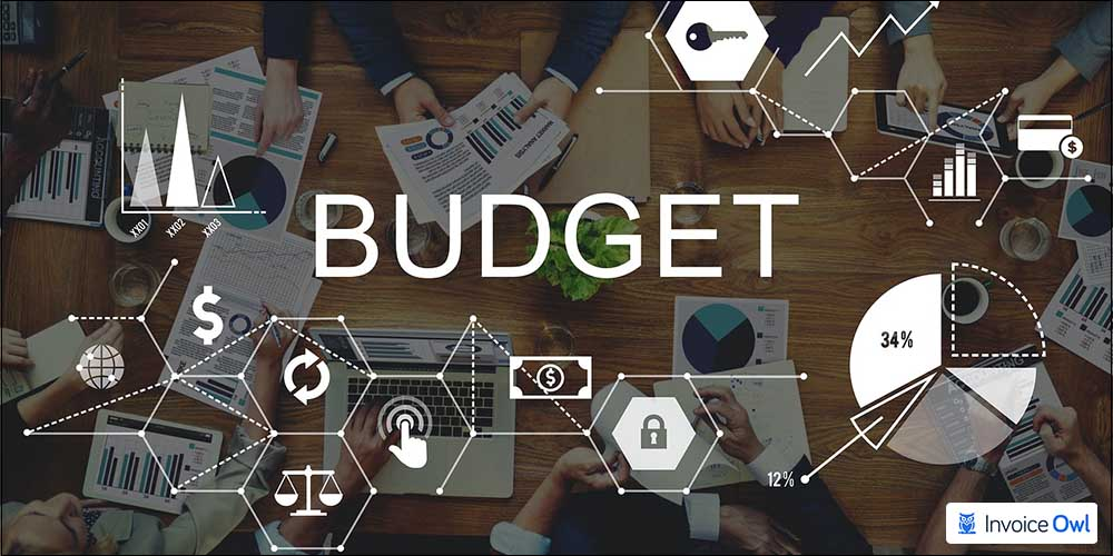 Create a budget for meeting goals & objectives
