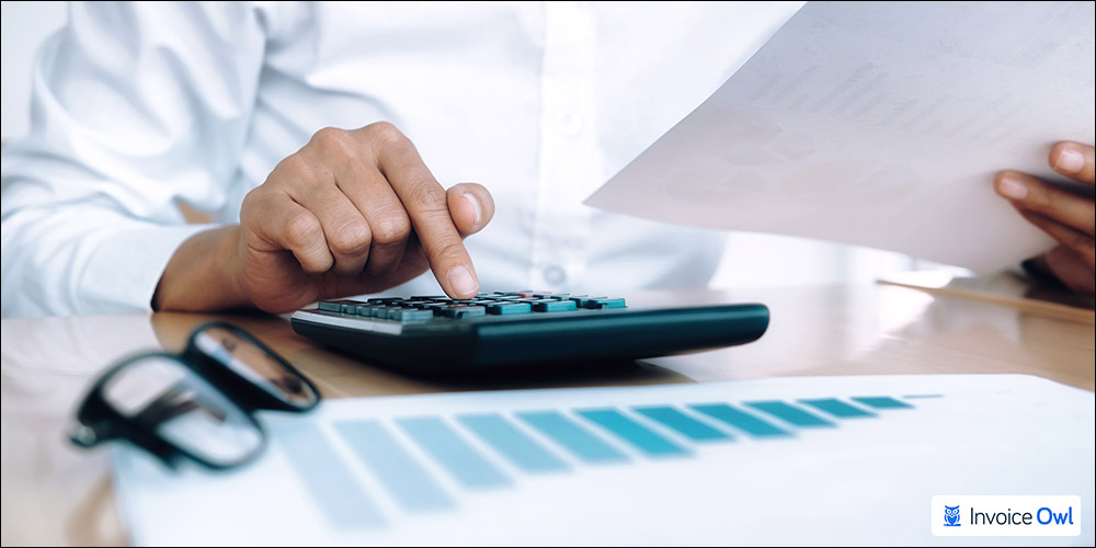 Record and track business expenses